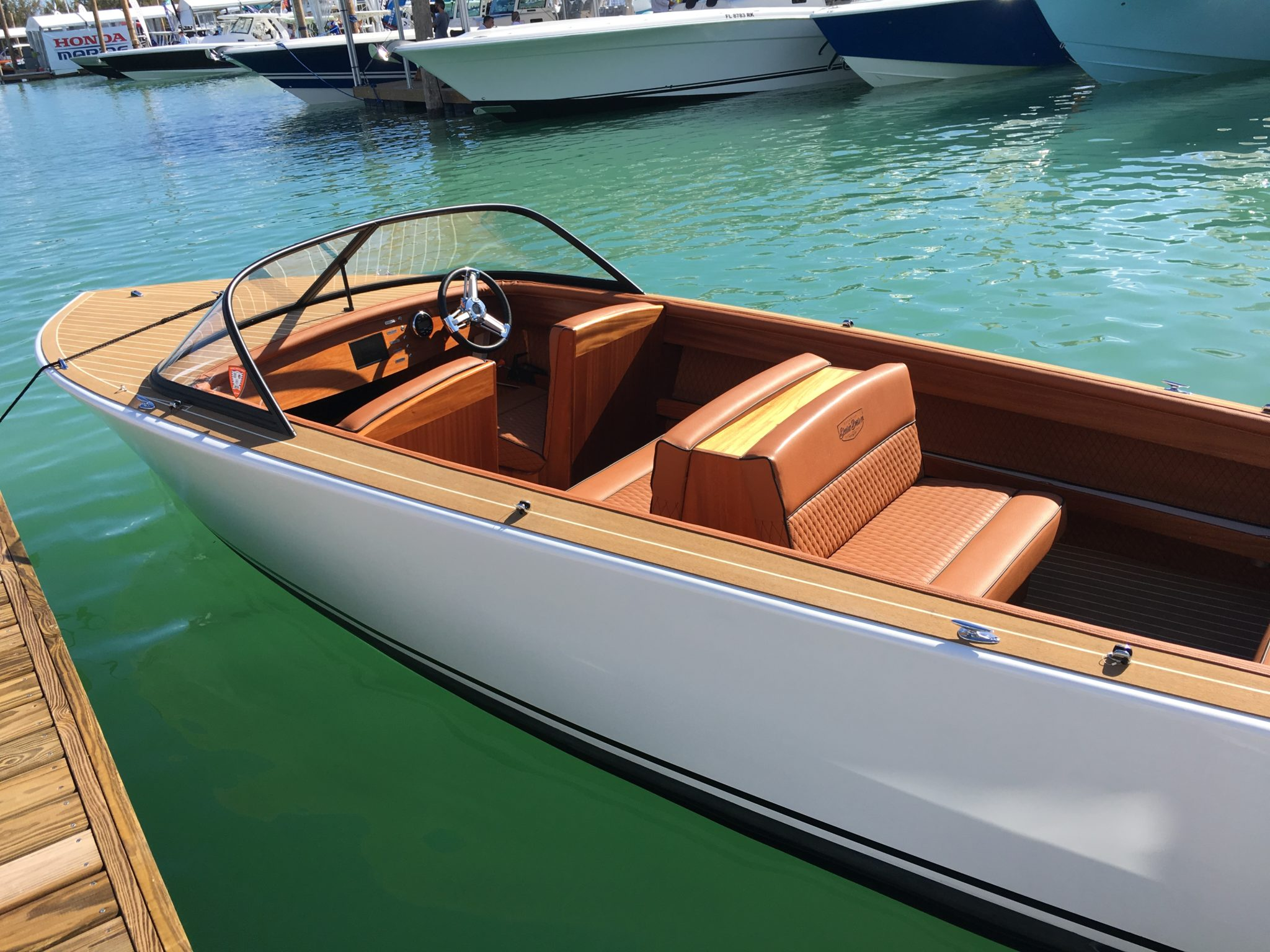 electric boats