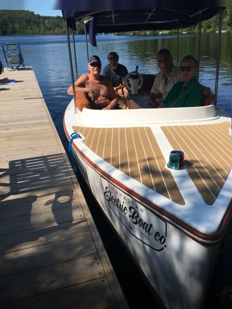 electric boating experience