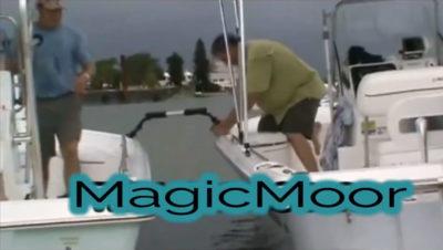how MagicMoor raft-up works