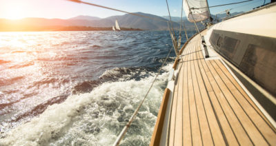 keeping your boat clean