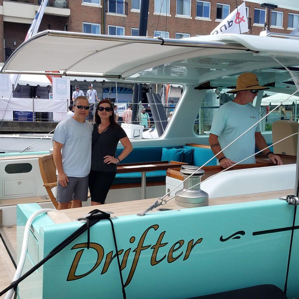 jimmy buffett boat