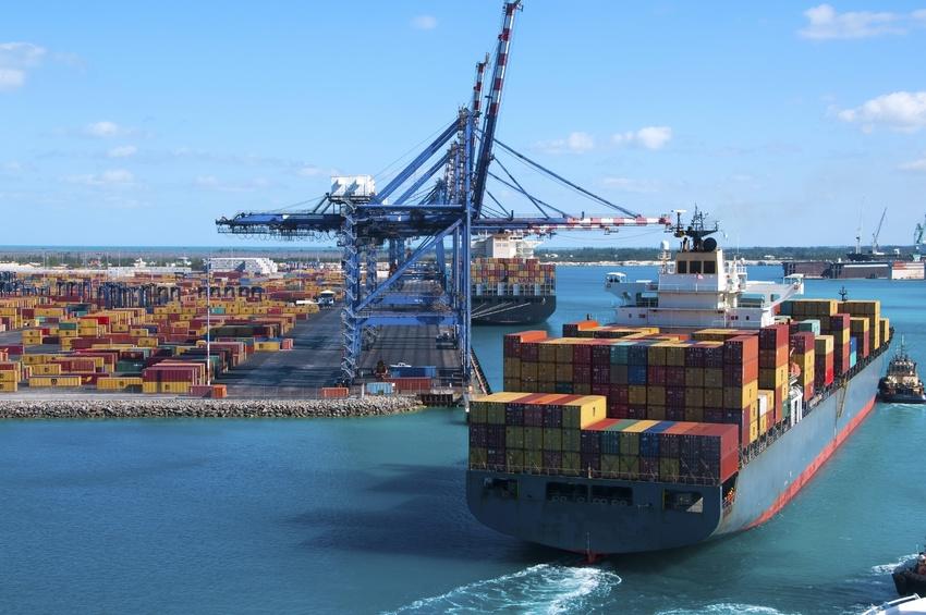 shipping maritime