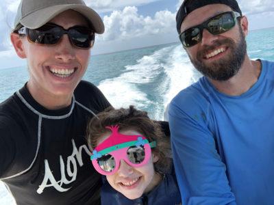 putnam family boating