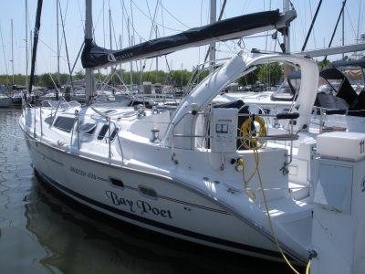 bay poet sailboat