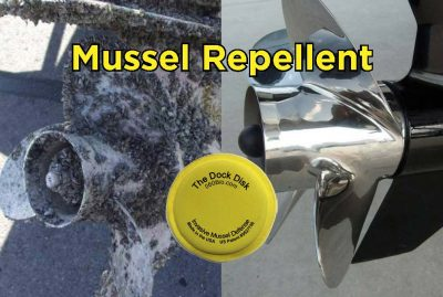 mussell repellent