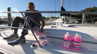 boat winterize fresh water