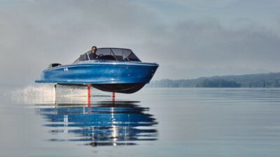 electric boating