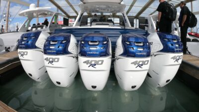 too much power outboards