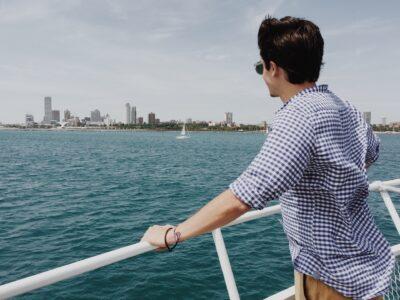 boating men