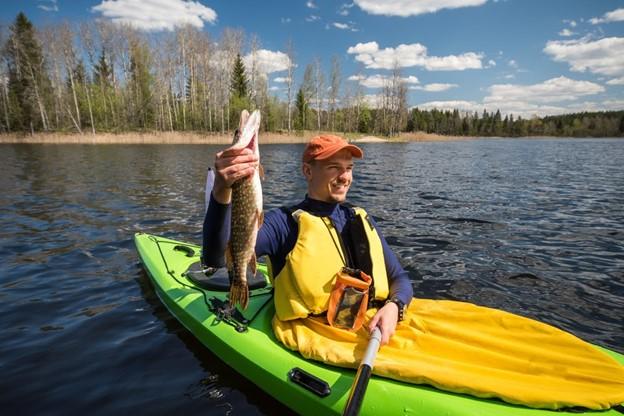 fish kayak