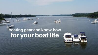 boat life gear know-how